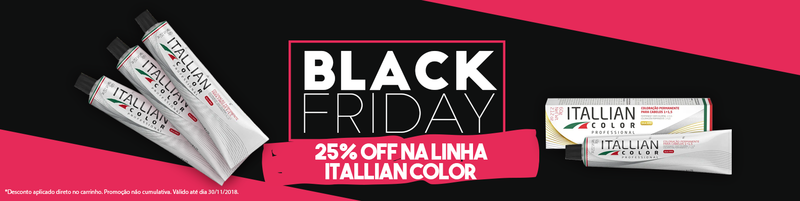 Black Friday Italian Color
