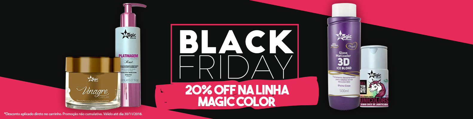 Black Friday Magic Color