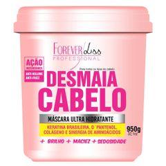 desmaia-cabelo-forever-liss-mascara-ultra-hidratante-950g-eufina-cosmeticos