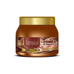 mascara-bomba-de-chocolate-forever-liss-250gr-eufina-cosmeticos
