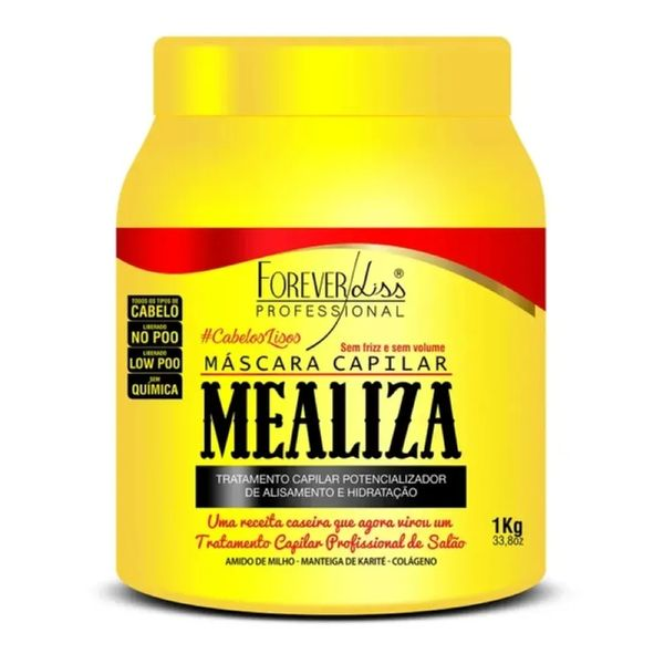 mascara-mealiza-1kg-forever-liss-eufina-cosmeticos