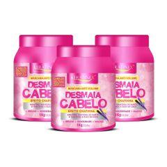 Combo-Desmaia-Cabelo-Keratinex-1kg-eufina-cosmeticos