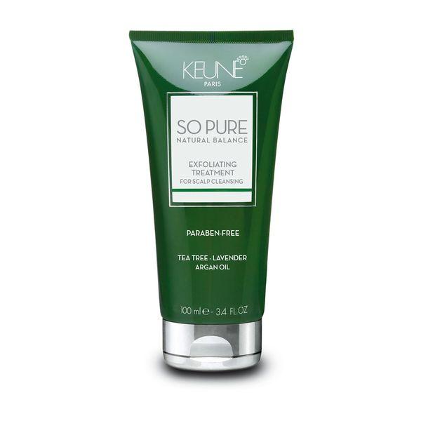tratamento-so-pure-Eexfoliating-keune-100ml-eufina-cosmeticos